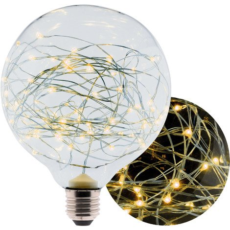 Ampoule LED Starry G125 Jaune