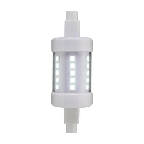 AMPOULE LED UNICOLORE SYGONIX TR7S-78-4,5C 230 V R7S 4.5 W = 40 W BLANC FROID A+ TUBE 1 PC(S)