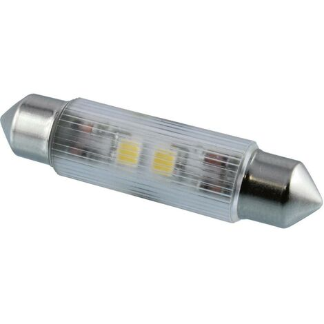 Ampoule navette LED EEC: A++ (A++ - E) Signal Construct MSOH114362 MSOH114362 Puissance: 600 mW