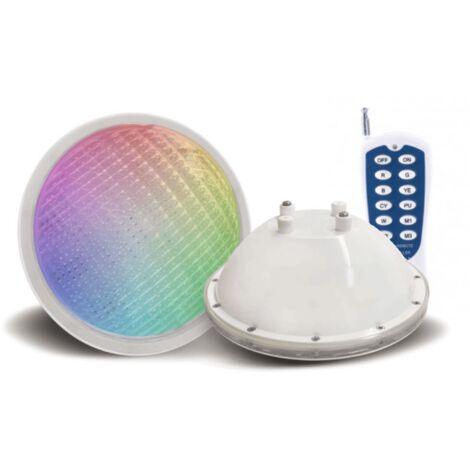 Ampoule par56 avec t l commande 501led 35w pour piscine - Ampoule led piscine telecommande ...