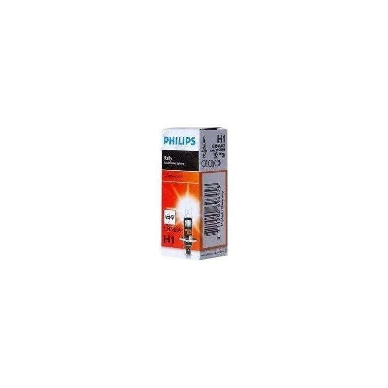 AMPOULE 12454RAC1 H1 12454 RA 12V 100W P14,5S - Philips