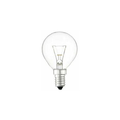 Ampoule Sphérique 60W - 48V - culot E14 - 005487 - Orbitec