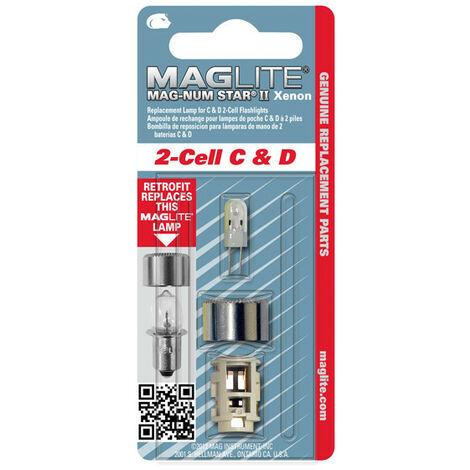 Ampoule xénon pour ML2/LCL2 MAGLITE