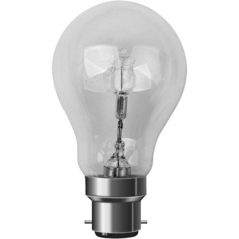 Ampoules Classic Eco A55 53W B22 - x2