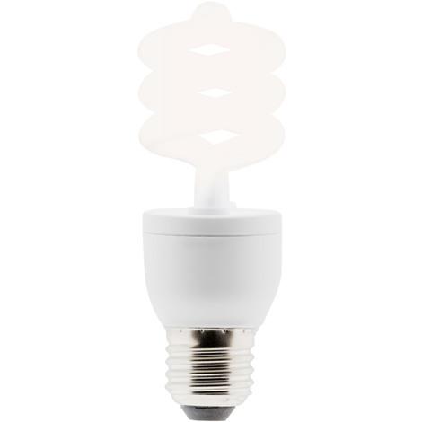 Ampoules Fluocompacte 12W E27 Spirale