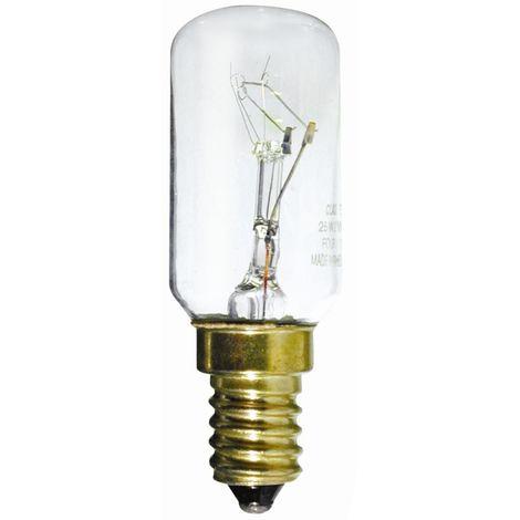 Ampoules incandescentes compactes tubes E14 40W 420lm - 7361 - x2
