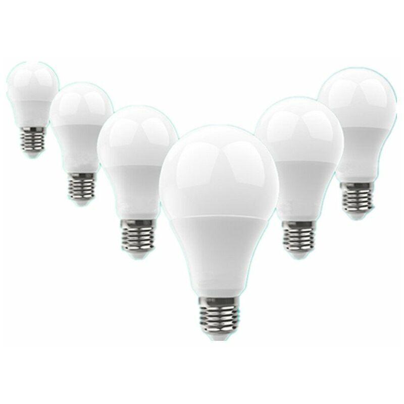 Thsinde - Ampoules LED , 5W Ampoules LED Globe G45, Équivalent Incandescente 40W, 500LM Blanc Chaud 3000K, Ampoule Économie D'énergie avec Culot à