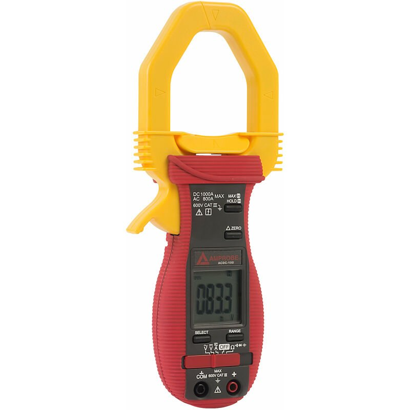 Image of Amprobe ACDC-100 Clamp Multimeter 1000A