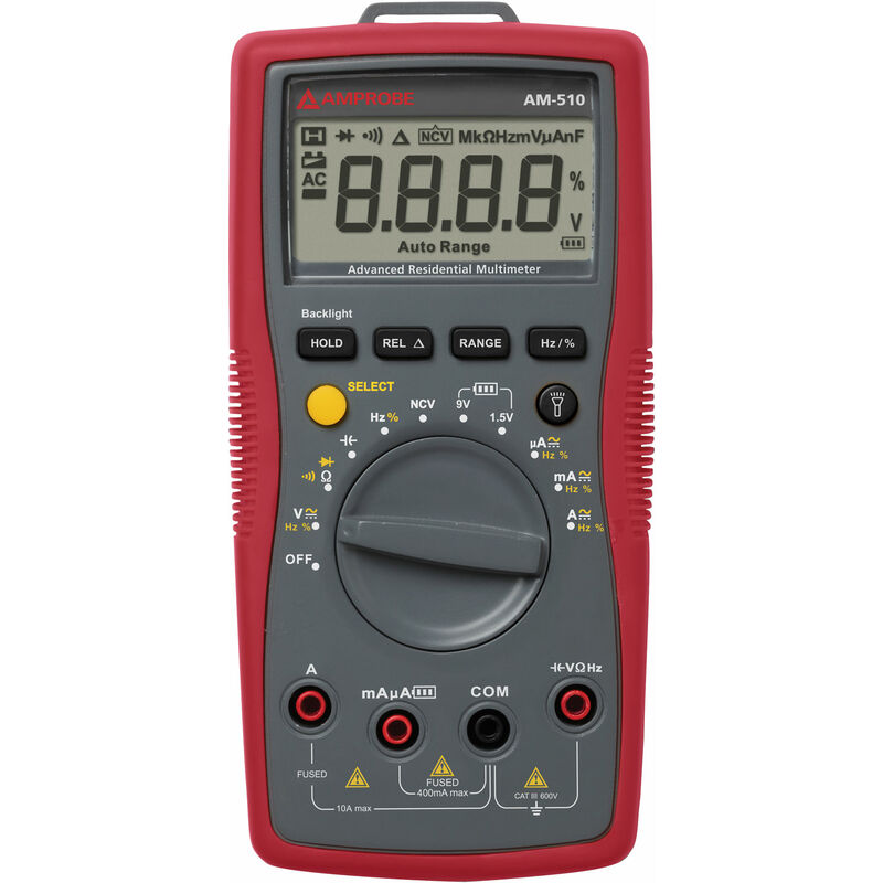 Image of AM-510-EUR Digital Multimeter - Amprobe