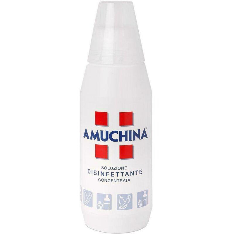 Image of Disinfettante concentrato ml 250 x 12 pz - Amuchina