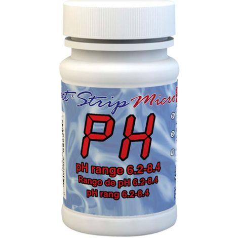 Analyse eau piscine EXACT STRIP Ph Poolsan 100 tests