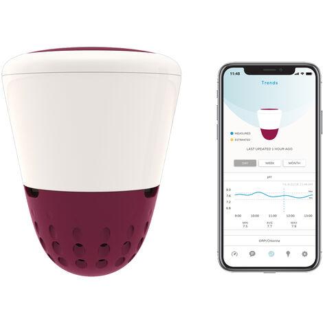 analyseur d'eau connecté wifi + bluetooth - ico spa salt - ondilo