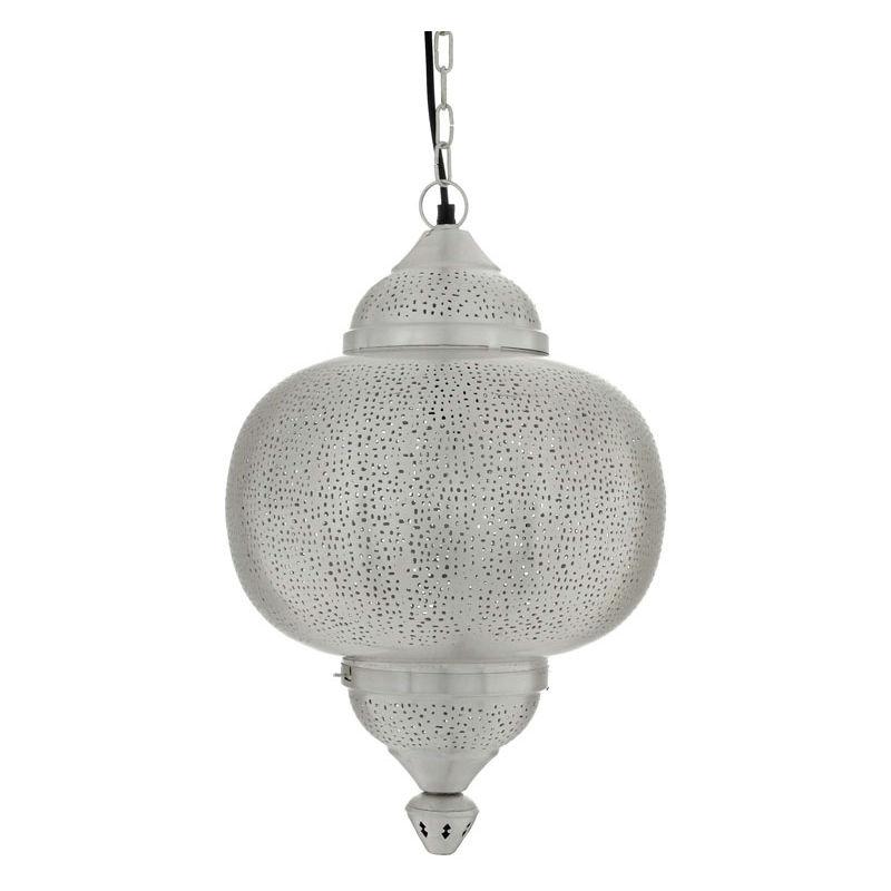 Image of Ancient Marrakesh Hanging Lamp Matki with Mesh Etching