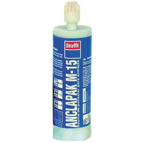 Anclaje Quimico Anclapack M15 - KRAFFT - 62003