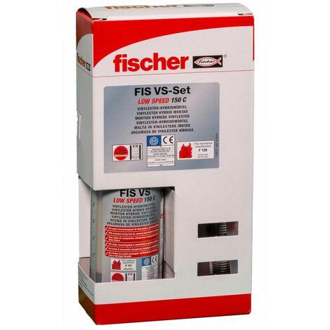 Anclaje químico fischer FIS VS 150 C Set (1 piezas)