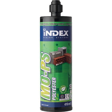 Anclaje Quimico Poliest S/Est 410 ML - INDEX - MOPS410
