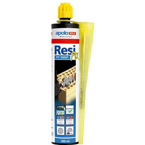 Anclaje Quimico Poliester 2Com 410 ML - RESIFIX - 410CR