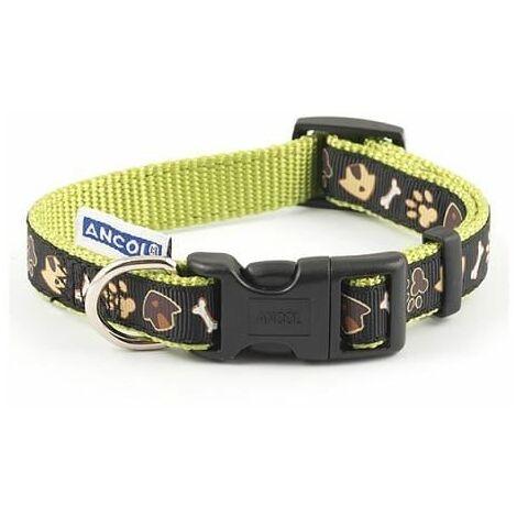 Ancol Collar Dog & Kennel Adjustable - 20-30 - 584036