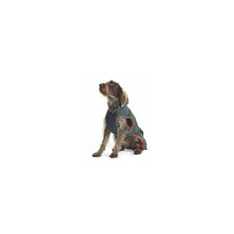 Ancol Green Parker Dog Coat XLarge (221717)