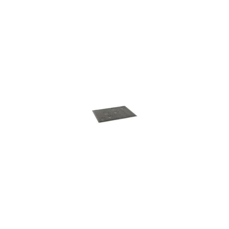 Image of Paw Feeding Mat Grey x 1 (33785) - Ancol