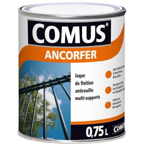 ANCORFER - COMUS - Laque antirouille solvantée