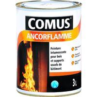 ANCORFLAMME - COMUS - Système intumescent bois/ciment