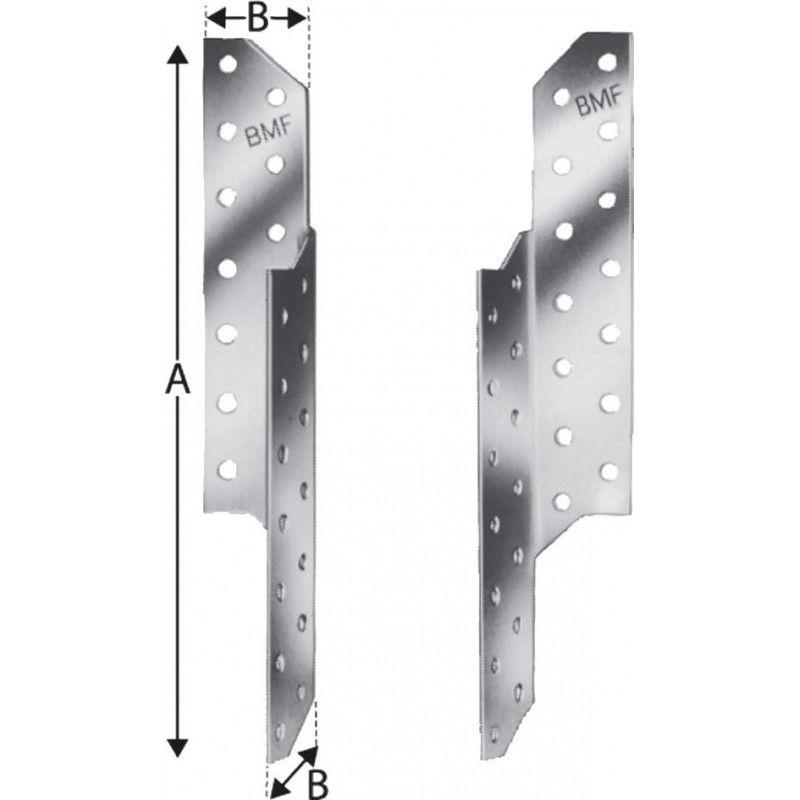 Ancre de chevron SPF210LR (Par 40)