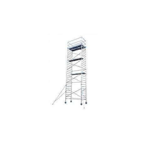 Andamio aluminio Torre BRICO 135X250