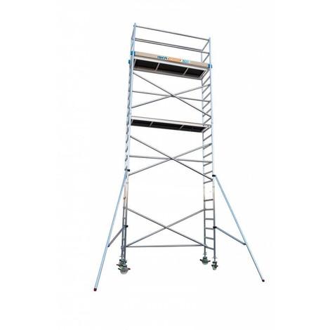 Andamio aluminio Torre BRICO 75x190