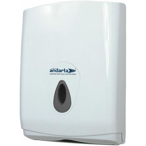Andarta 06-025 Plastic Lockable Hand Towel Dispenser