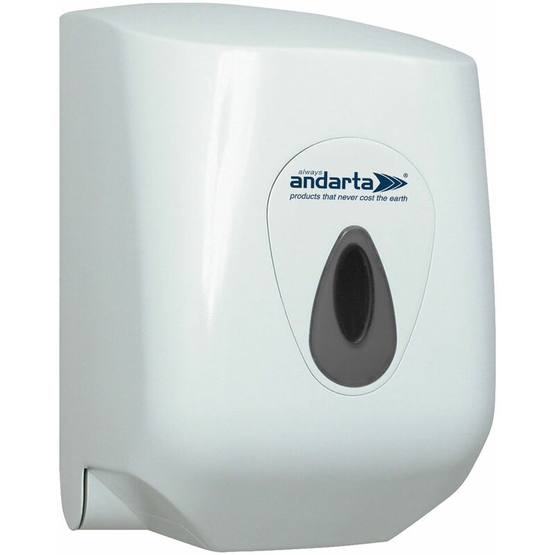 Image of 06-027 Plastic Lockable Centre Feed Dispenser - Andarta