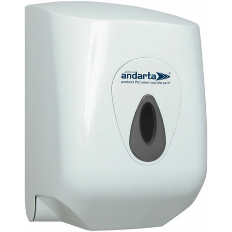 Andarta 06-027 Plastic Lockable Centre Feed Dispenser