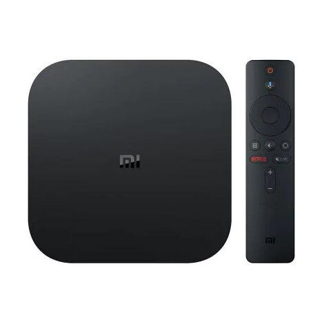 Android tv android tv xiaomi mi box s 4k 3840x2160 quadcore a53 2gb 8gb wifi dualband hdmi bt android 8.1