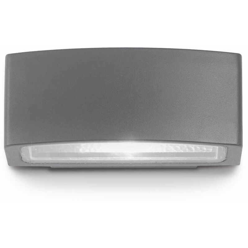 Image of 01-ideal Lux - ANDROMEDA Anthracite wall light 1 bulb