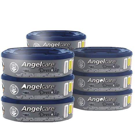 Angelcare Dress Up Recharges Octogonales pour Bac Lot de : 9