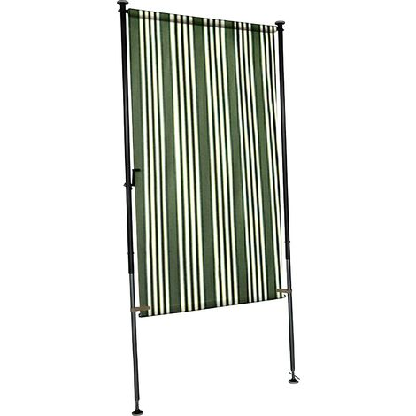 Angerer Brise-Vue Balcon 120 cm Vert