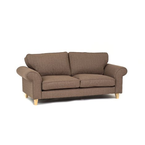 Angie 3 Seater - Sand - color Sand