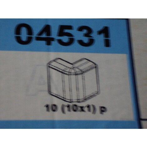 Angle exterieur blanc pour goulotte Neav 90x55 IBOCO 04531