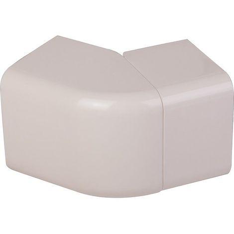 Angle extérieur plastique rigide beige angle (°) 70 - 120