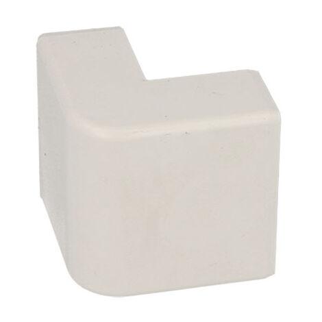 Angle extérieur pour goulotte PVC blanc 40 x 20 mm KOPOS