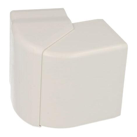 Angle extérieur pour goulotte PVC blanc 60 x 40 mm KOPOS