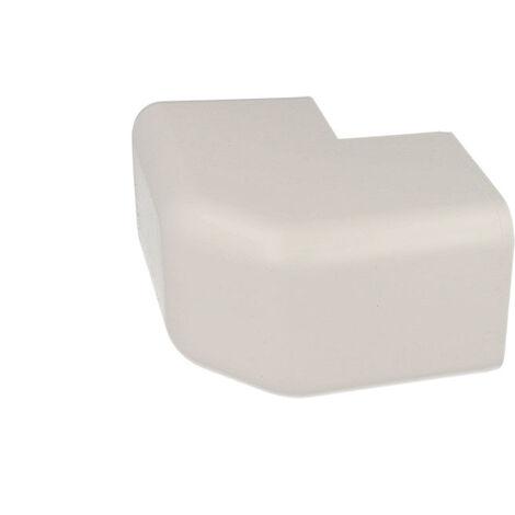 Angle extérieur pour goulotte PVC blanc 60 x 60 mm KOPOS