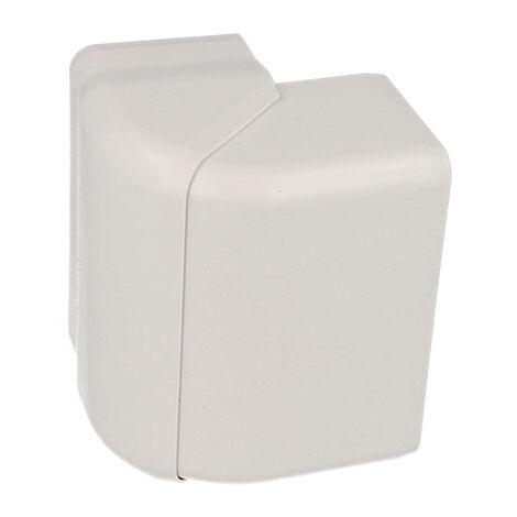 Angle extérieur pour goulotte PVC blanc 80 x 40 mm KOPOS