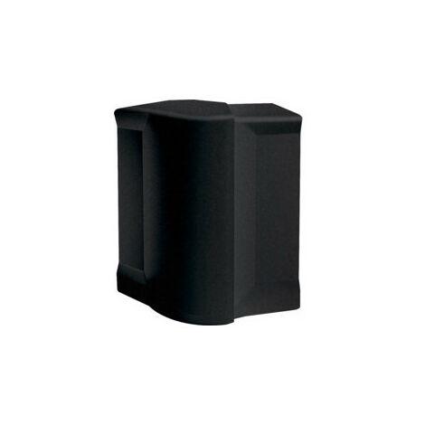 Angle extérieur queraz enclipsage direct pour GBD50131 RAL 9011 noir (L43929011)