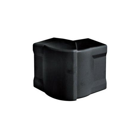 Angle extérieur queraz enclipsage direct pour GBD(A)50085 RAL 9011 noir (L44729011)