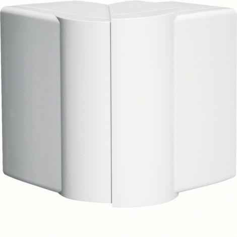 Angle extérieur variable lifea pour LF/LFF60110 h110xp60mm RAL 9010 blanc paloma (LFF601139010)