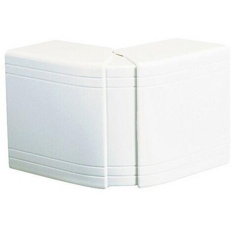 Angle extérieur variable NEAV - Pour goulotte 150x60mm - Blanc
