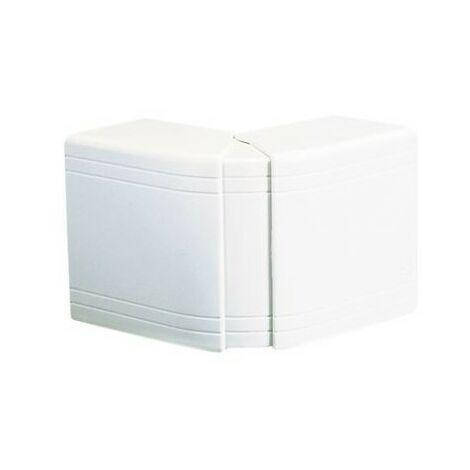 Angle extérieur variable NEAV - Pour goulotte 80x60mm - Blanc