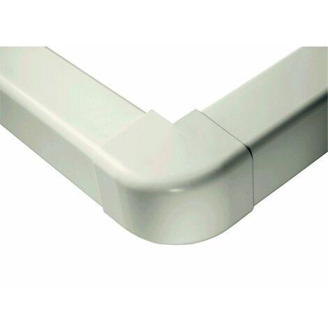 Angle externe 60 x 80 blanc crème 9001 - DIFF : 806307