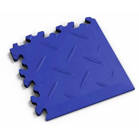 "Angle Fortelock ""Diamond Bleu"" - 14 x 14 cm"